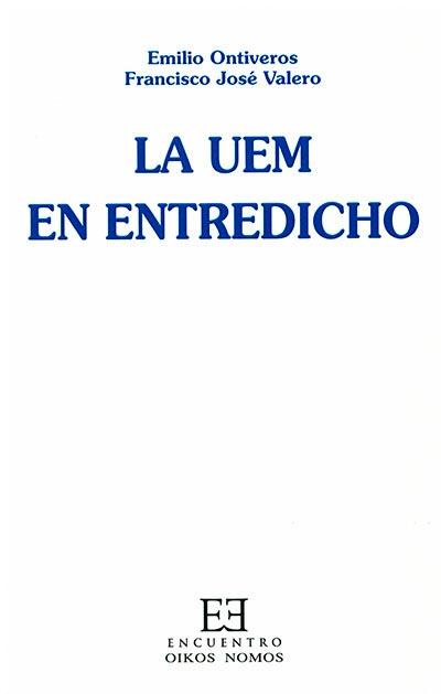 UEM ENTREDICHO