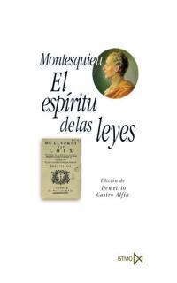 EL ESPÍRITU DE LAS LEYES