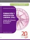 CUERPO DE PROFESORES DE ENSEÑANZA SECUNDARIA, FORMACIÓN Y ORIENTACIÓN LABORAL (FOL). PROGRAMACI