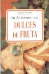 EN LA COCINA CON DULCES DE FRUTA
