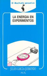ENERGIA EXPERIMENTOS