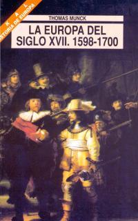 (164) EUROPA SIGLO XVII 1598-1700