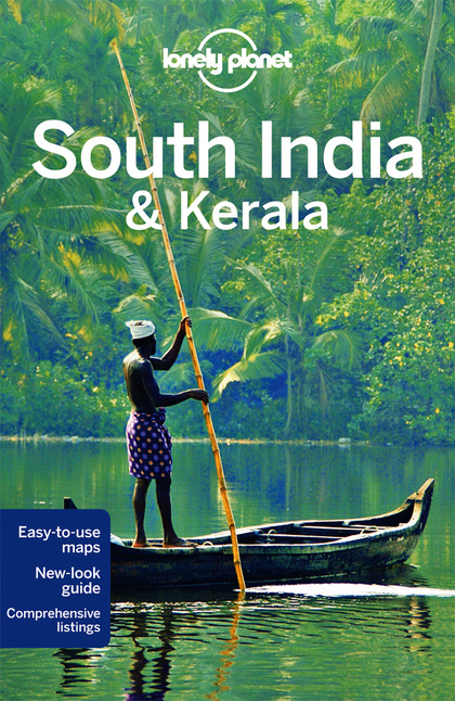 INDIA SOUTH & KERALA 7  *LONELY PLANET ING.2013*
