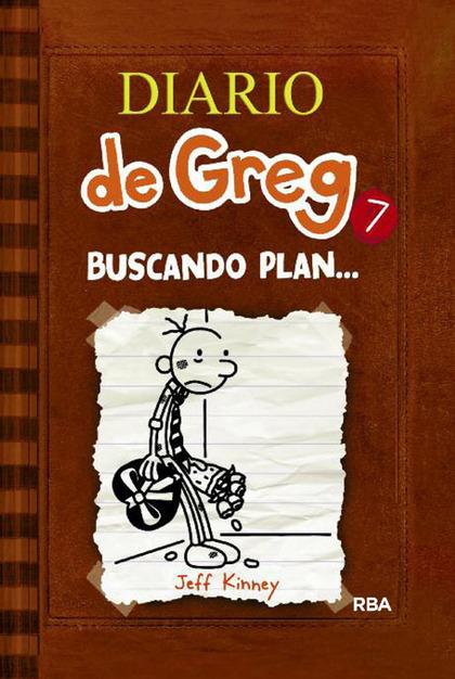 DIARIO DE GREG 7. BUSCANDO PLAN--