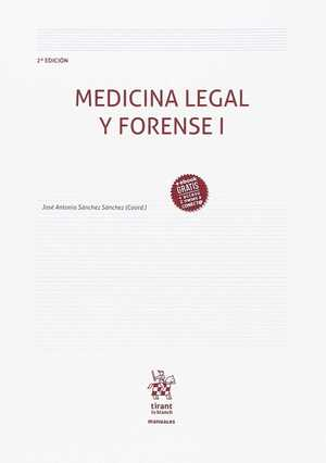 MEDICINA LEGAL Y FORENSE I.