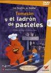 TOMASON Y EL LADRON DE PASTELES DVD.