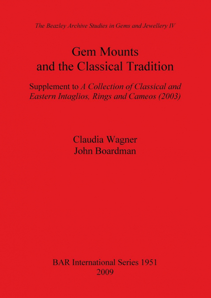 GEM MOUNTS AND THE CLASSICAL TRADITION