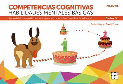 COMPETENCIAS COGNITIVAS. HABILIDADES MENTALES BÁSICAS 5.1 PROGRESINT INTEGRADO IAPOYO BÁSICO CO
