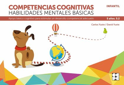 COMPETENCIAS COGNITIVAS. HABILIDADES MENTALES BÁSICAS 5.2 PROGRESINT INTEGRADO IAPOYO BÁSICO CO