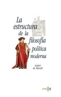 LA ESTRUCTURA DE LA FILOSOFÍA POLÍTICA MODERNA