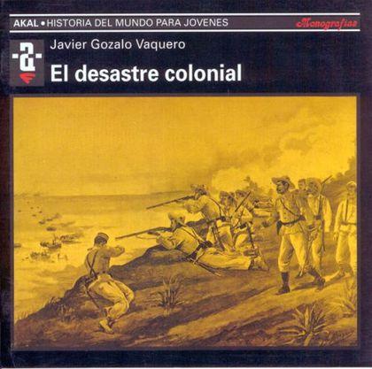 DESASTRE COLONIAL