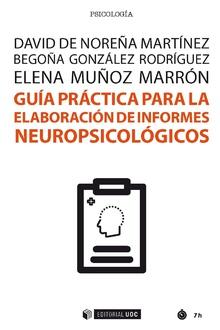 GUIA PRACTICA INFORMES NEUROPSICOLOGICOS