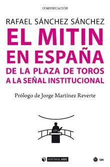 MITIN EN ESPAÑA.