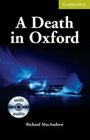 ANTIGUA EDICION. A DEATH IN OXFORD