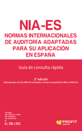 NORMAS INTERNACIONALES DE AUDITORÍA ADAPTADAS PARA SU APLICACIÓN EN ESPAÑA. GUÍA DE CONSULTA RÁ