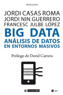 BIG DATA ANALISIS DE DATOS EN ENTORNOS MASIVOS.