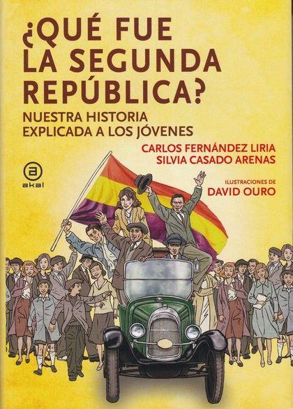 ¿QUE FUE LA SEGUNDA REPUBLICA?.