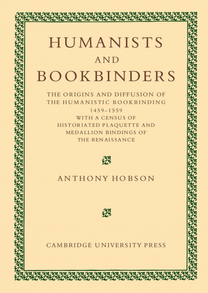 HUMANISTS AND BOOKBINDERS