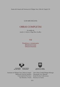 FONÉTICA Y FONOLOGÍA : MORFOSINTAXIS, DIALECTOLOGÍA