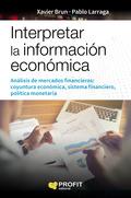 Interpretar la información económica