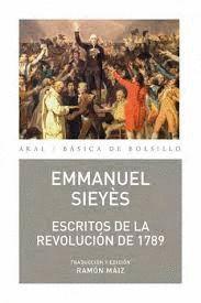 ESCRITOS DE LA REVOLUCION 1789
