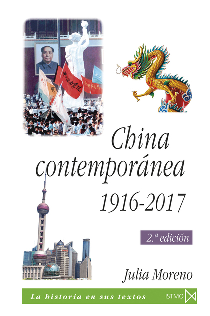 CHINA CONTEMPORÁNEA 1916-2017.