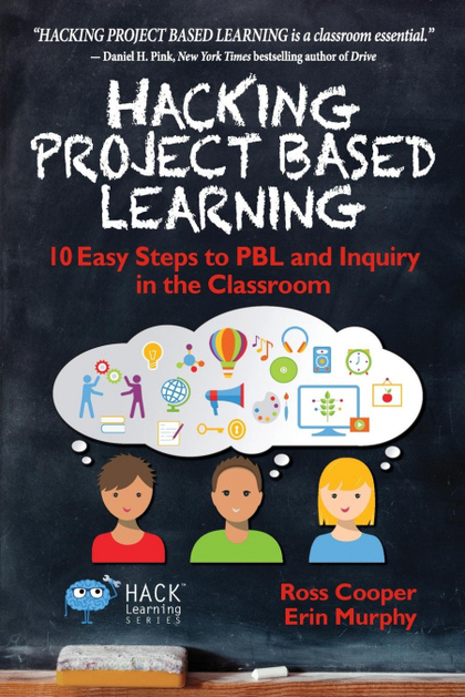 HACKING PROJECT BASED LEARNING. 10 EASY STEPS TO PBL AND INQUIRY IN THE CLASSROOM