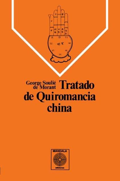 Tratado de quiromancia china