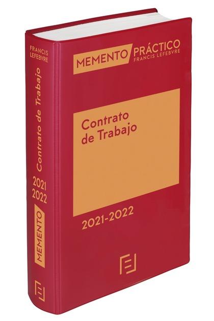 MEMENTO CONTRATO DE TRABAJO 2020-2021.