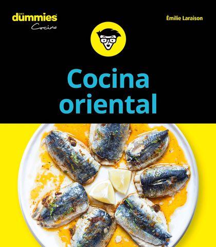 COCINA ORIENTAL PARA DUMMIES.