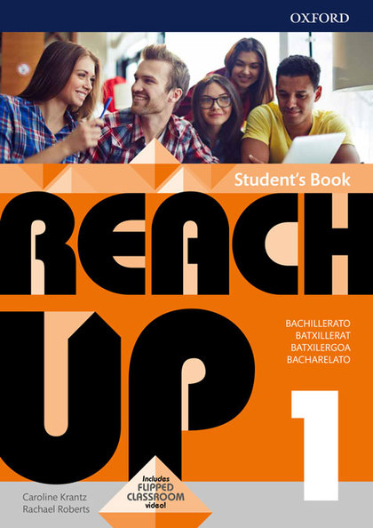 REACH UP 1. STUDENT´S BOOK