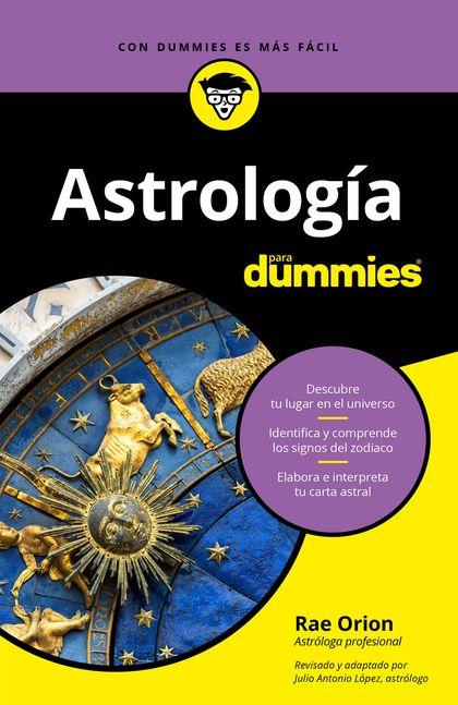 ASTROLOGÍA PARA DUMMIES.