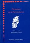 HERMENÉUTICA Y RESPONSABILIDAD: HOMENAJE A PAUL RICOEUR : ACTAS VII ENCUENTROS INTERNACIONALES