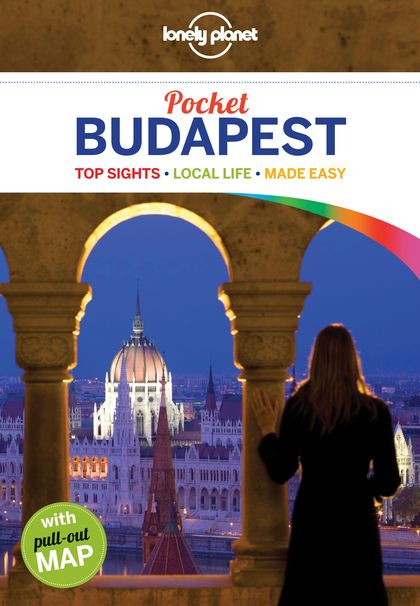 BUDAPEST 1  *LONELY PLANET ING.2015*