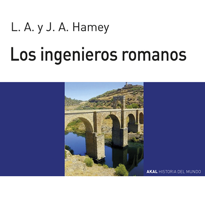 HA.MUNDO A. JOVENES,18 INGENIEROS ROMANOS