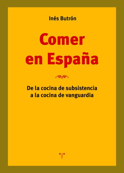 COMER EN ESPAÑA.