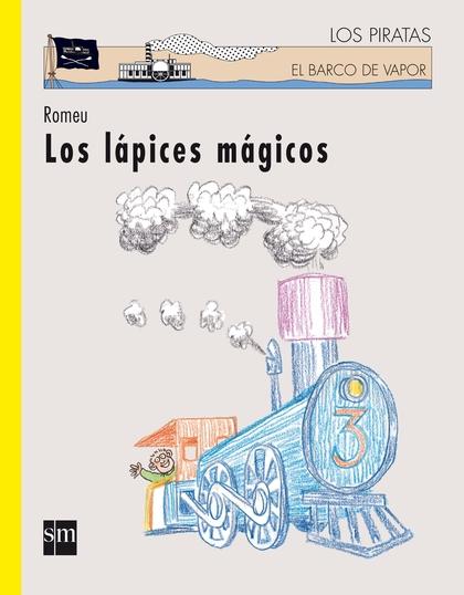 LOS LÁPICES MÁGICOS