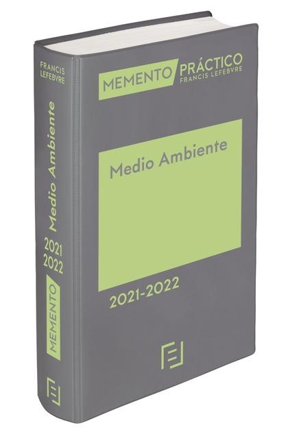 MEMENTO MEDIO AMBIENTE  2021-2022.