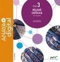 RELIGIÓ CATÒLICA 3. ESO. ANAYA + DIGITAL..