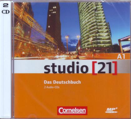 STUDIO 21. AUDIO CD CLASE