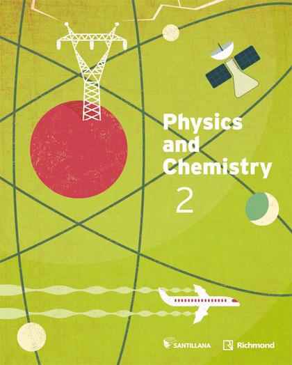 2ESO PHYSICS AND CHEMISTRY STD BK ED17