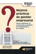 MEJORES PRÁCTICAS DE GESTIÓN EMPRESARIAL
