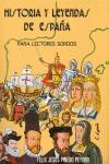 HISTORIA Y LEYENDAS DE ESPAÑA PARA LECTORES SORDOS