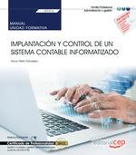 MANUAL IMPLANTACION Y CONTROL DE SISTEMA CONTABLE INFORMATI.