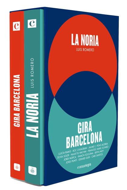 LA NORIA + GIRA BARCELONA (PACK).