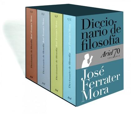 DICCIONARIO DE FILOSOFÍA (ESTUCHE).