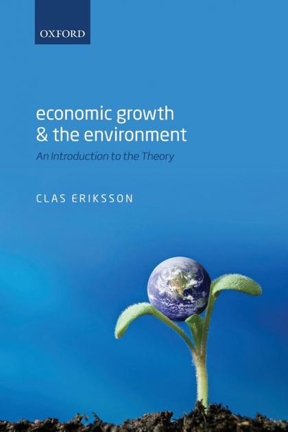 ECONOMIC GROWTH & THE ENVIRONMENT P