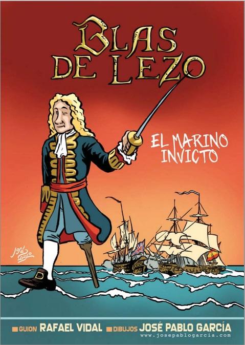 BLAS DE LEZO : EL MARINO INVICTO