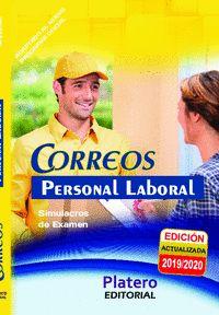 PERSONAL LABORAL DE CORREOS. SIMULACROS DE EXAMEN.