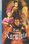 ZIEL KARMINIA +CD -JUNGLE ELI LEKTUREN 3 B1.